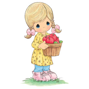 apples girl