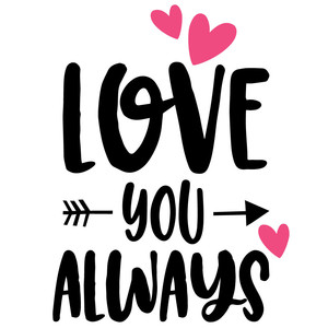 love you always arrow quote