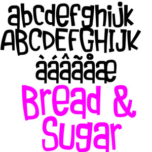 pn bread & sugar