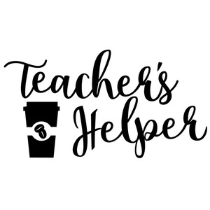 teacher's helper coffee