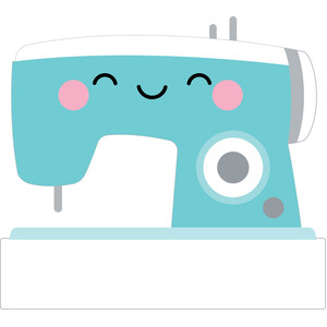 sewing machine - so punny