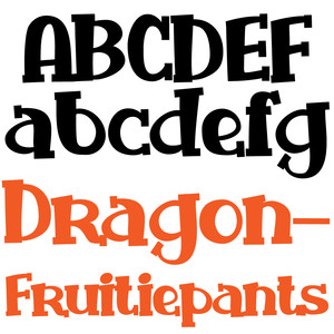 zp dragon fruitiepants