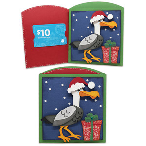 pelican gift card envelope