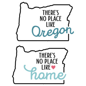 there's no place like home - oregon state