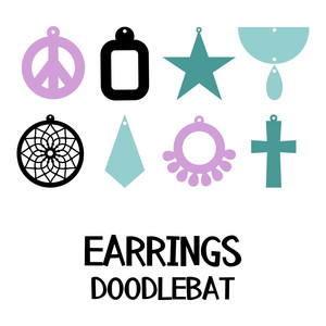 earrings doodlebat