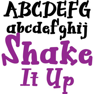 zp shake it up