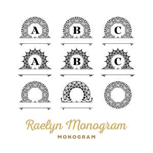 raelyn monogram