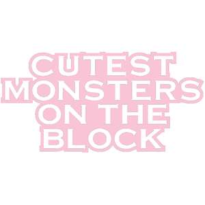 cutest monster
