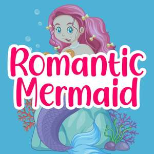 romantic mermaid