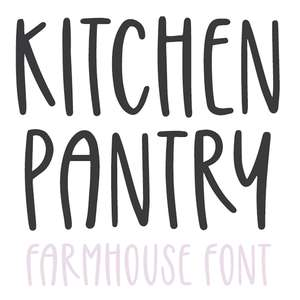 dtc kitchen pantry