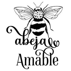 abeja amable