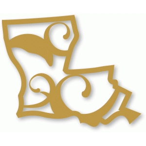 flourished state louisiana