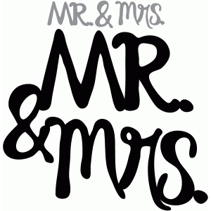 mr and mrs words
