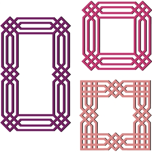 frames - geometric design