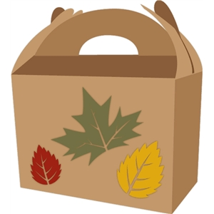 fall tote box