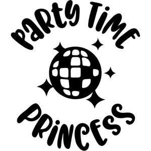 party time princess