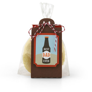 wrap dad root beer