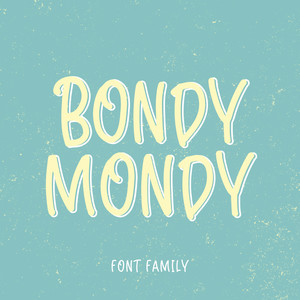 bondy mondy family