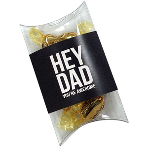 hey dad pillow box