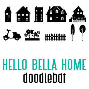 hello bella home doodlebat