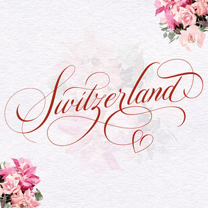 switzerland font