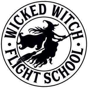 wicked witch flight school