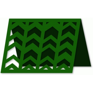 a2 card - chevron