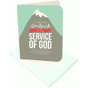 embark in the service mountain a2 card