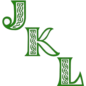 celtic alpha jkl