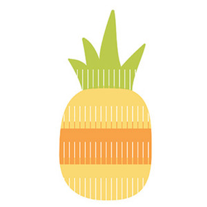 fringe pineapple