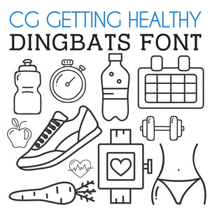 cg getting healthy dingbats
