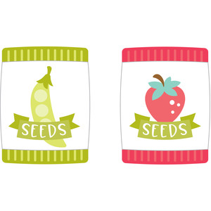 seed packet -  on the farm