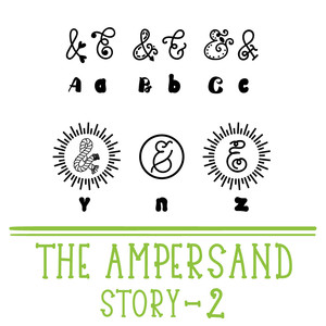 the ampersand story