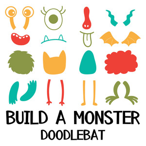 build a monster doodlebat