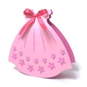 baptism dress box