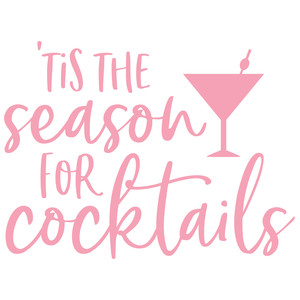 'tis the season for cocktails