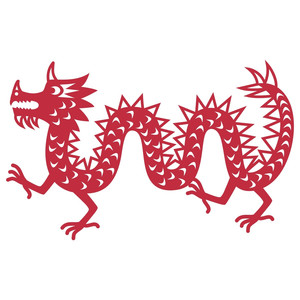 chinese mythology lucky dragon