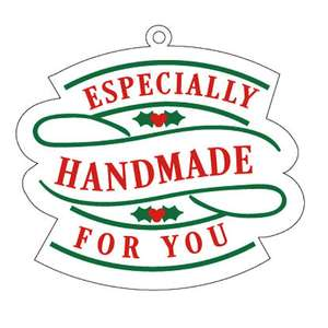 handmade for you tag
