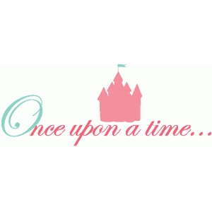 once upon a time title / phrase and castle