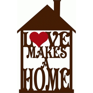 love makes a home vinyl