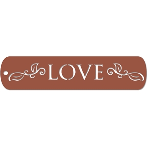 bookmark - love
