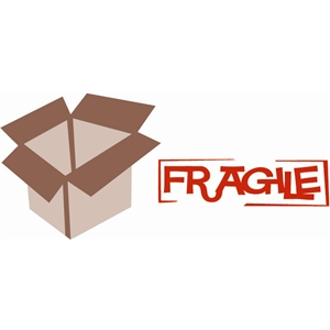 box and fragile