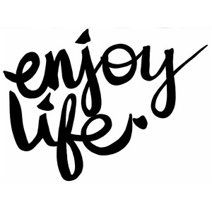 enjoy your life