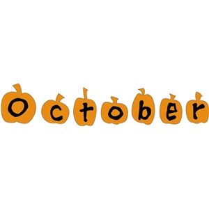october pumpkins phrase