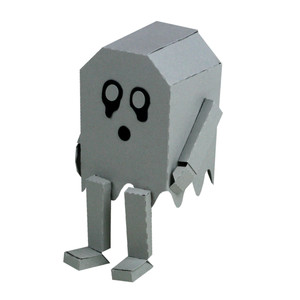ghost mini monster shelf sitter
