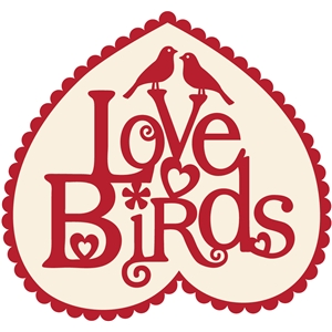 'love birds' title