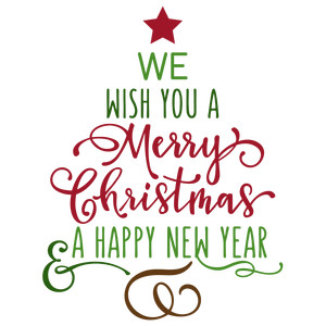 Image result for we wish you a merry christmas