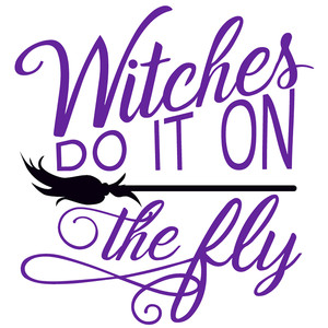 witches do it on fly