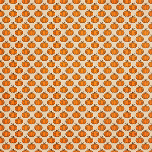 autumn pumpkins paper