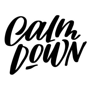 calm down - essential oils